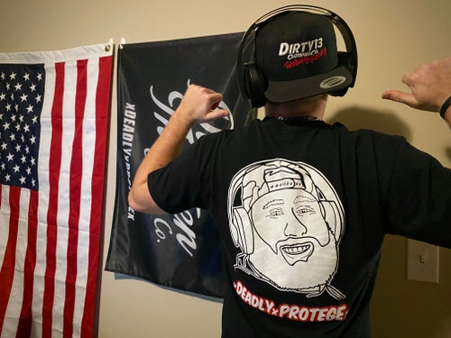 Image of Deadly Protege Tee!