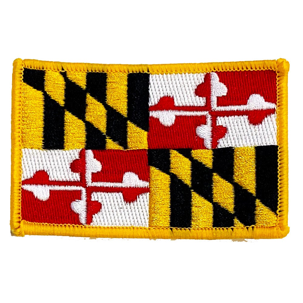 Image of MD Flag Patch