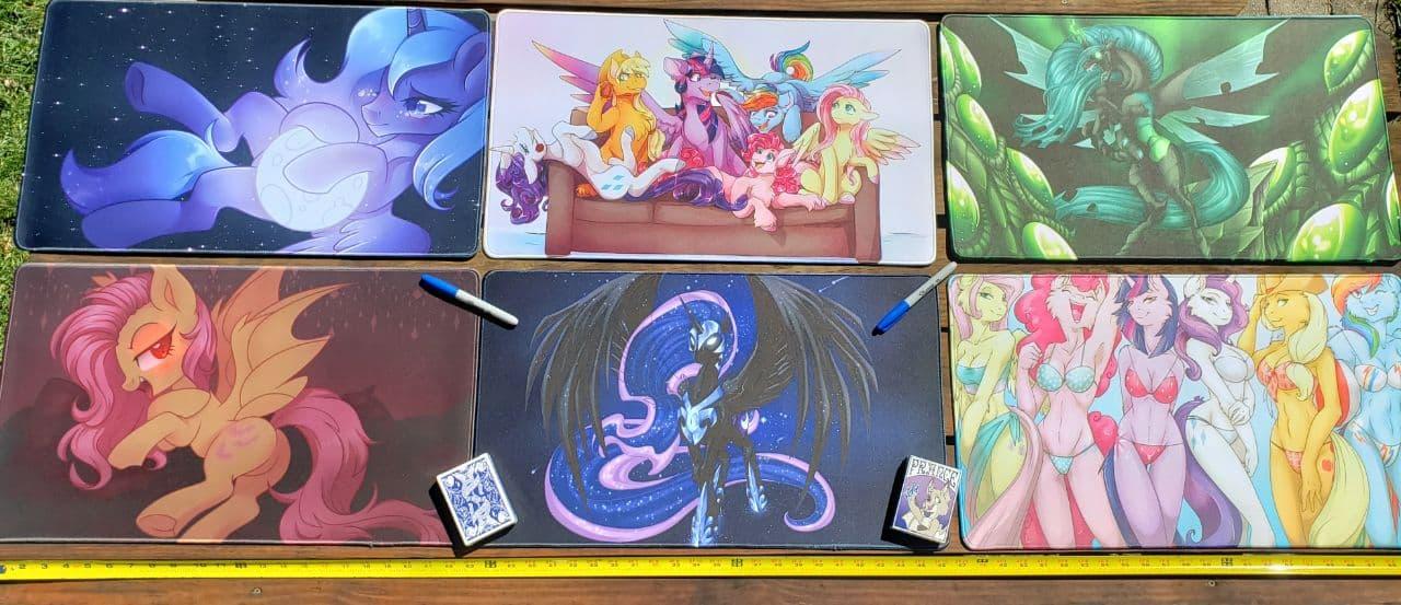 Large Game Mat - Pony