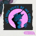 A Voice From Beyond  |  Postcard
