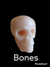 Bones ~ 3D Skull Scented Wax Melts ~ Ready To Ship!