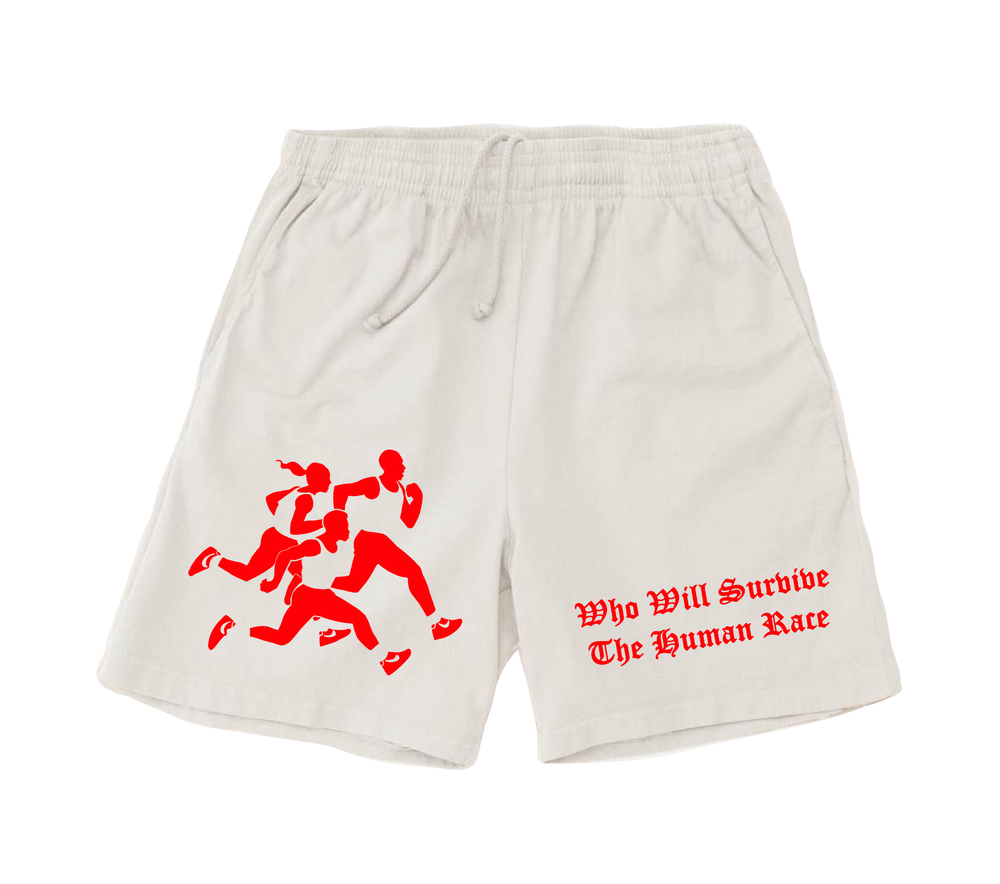 Image of Survive Shorts Ivory