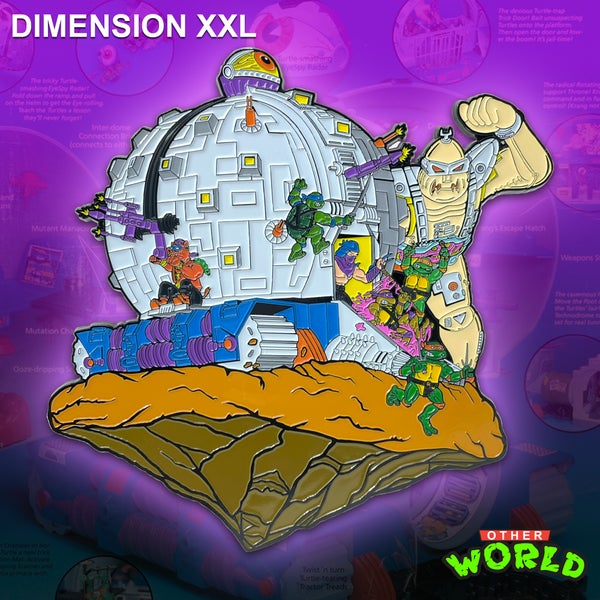 Image of Dimension XXL Color pin