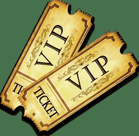 Image of VIP TICKET TO JASON C PETERS ATLANTA FASHION SHOW OCTOBER 23, 2021