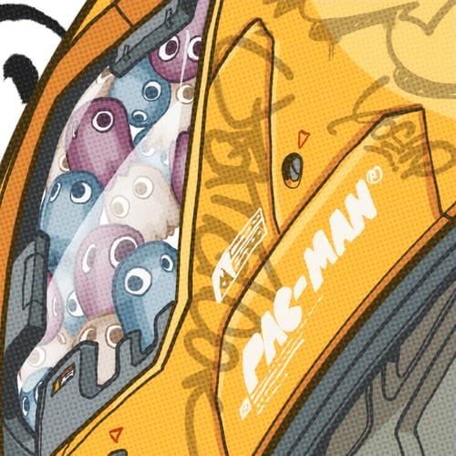 Image of MECHASOUL PAC-MAN