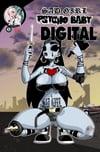 digital SAD GIRL PSYCHO BABY #1