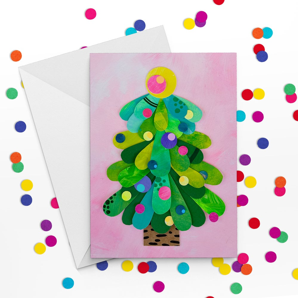 Image of Tree of Happiness Card