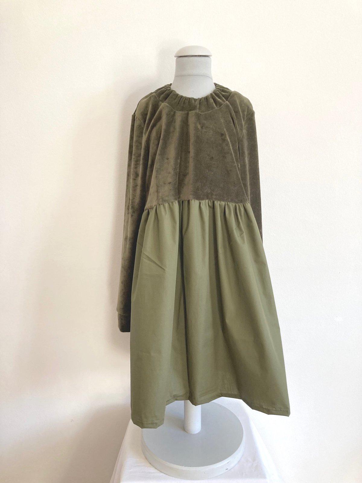 Moss Dress