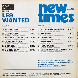 Les Wanted – New Times Vol.13 (Orly