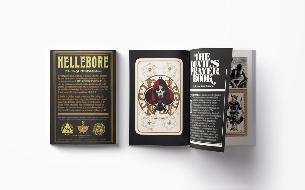 Image of Hellebore #6: The Summoning Issue