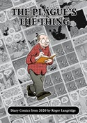 Image of Diary Comics Volume 1 (2020): The Plague's the Thing