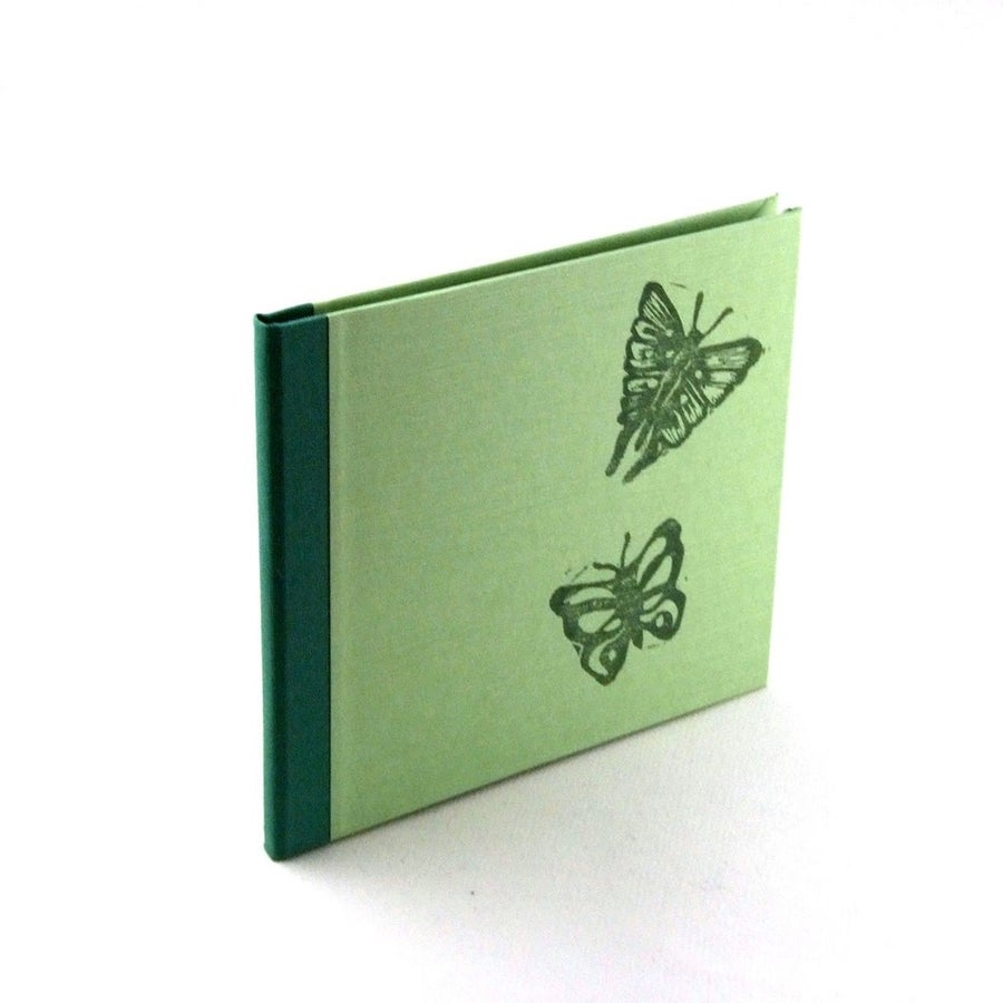 Image of CD case butterfly
