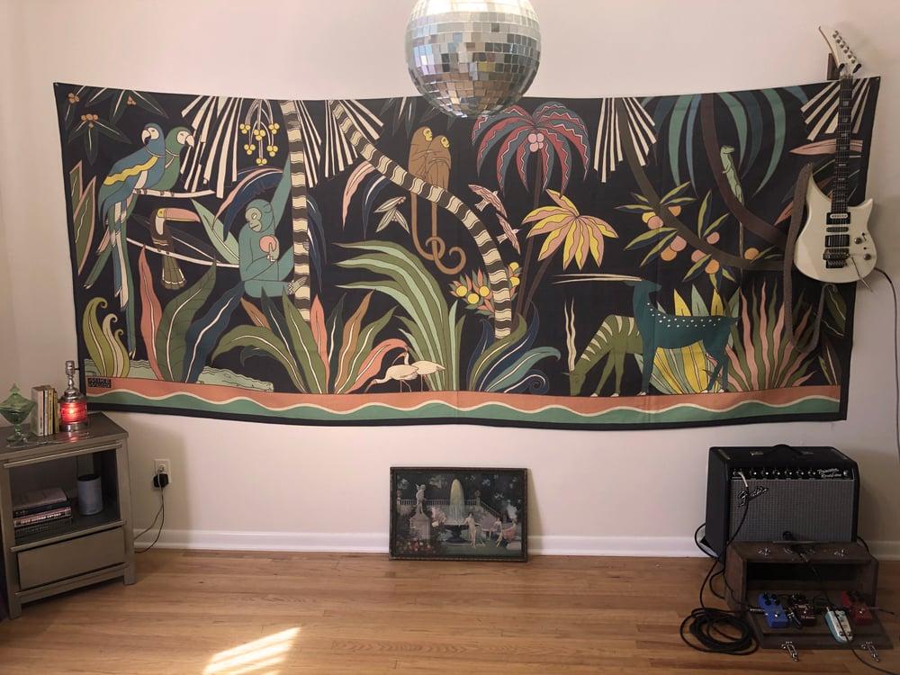 Image of Rainforest Tapestry - PRE ORDER