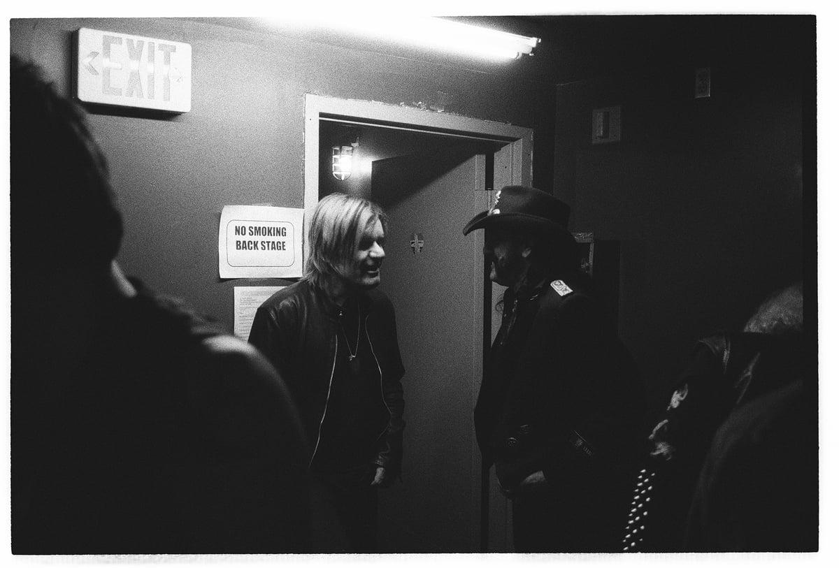 Image of Billy & Lemmy