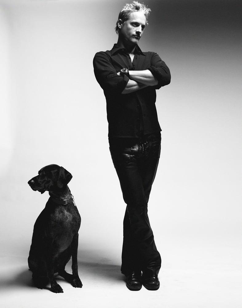 Image of Brett Scallions & Rudy