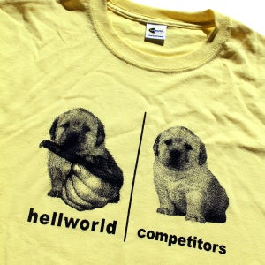 Image of COMPETITION_TEE**