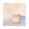 Pink Morning Candle