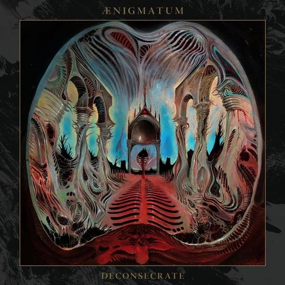 Image of  Ænigmatum - Deconsecrate LP