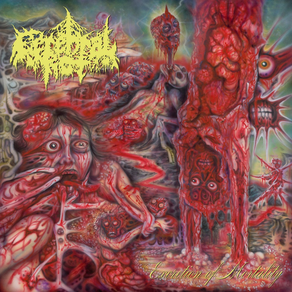 Image of Cerebral Rot - Excretion Of Mortality CD