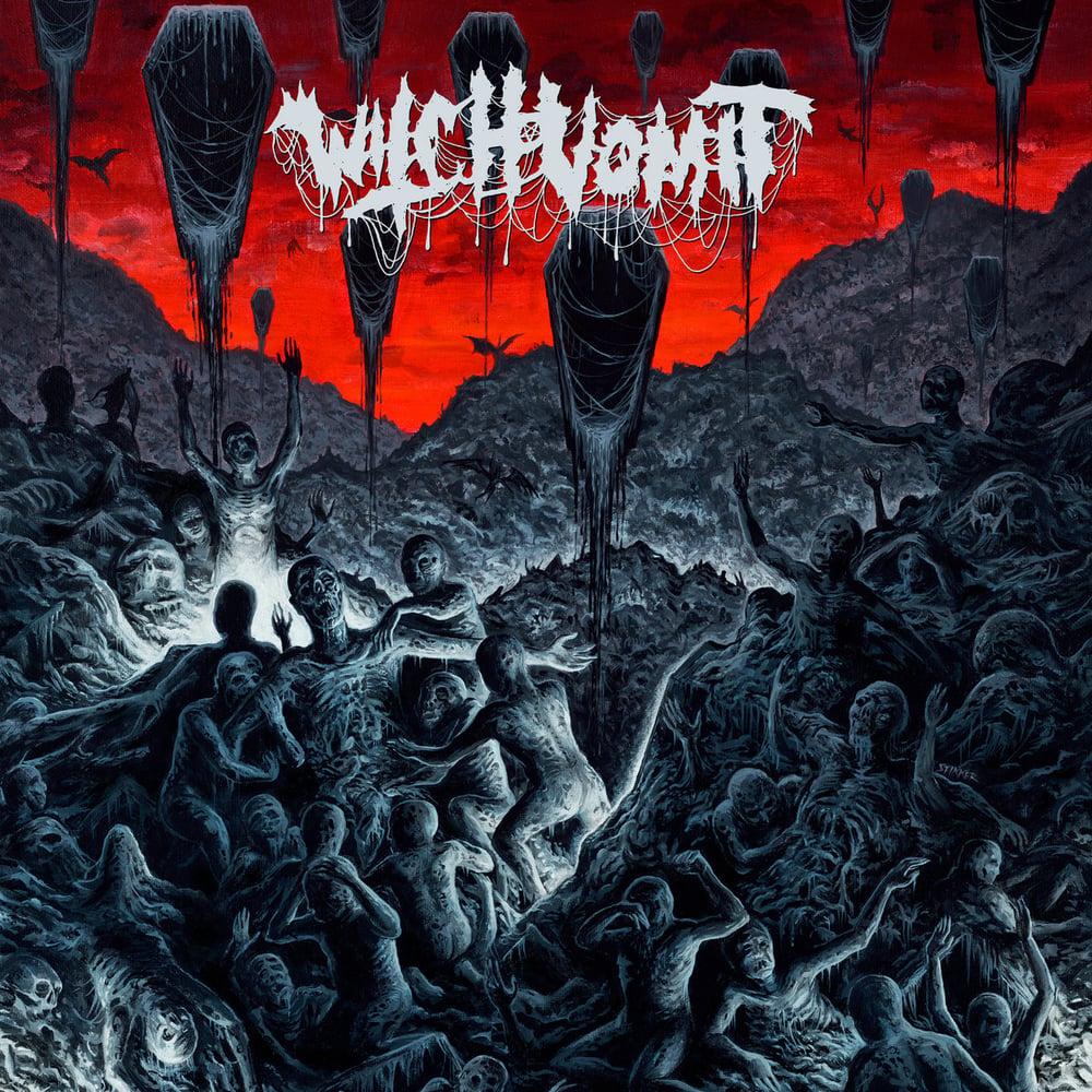 Image of Witch Vomit - Abhorrent Rapture CD