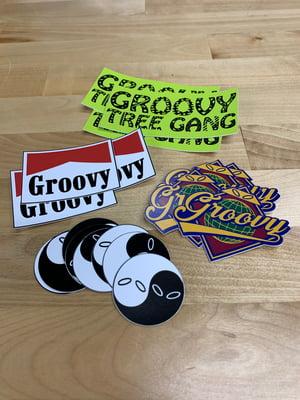 Image of Groovy Sticker Packs v2