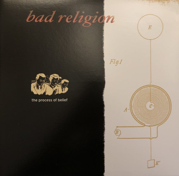 Image of Bad Religion - The Process of Belief LP