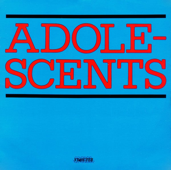 Image of The Adolescents - s/t LP
