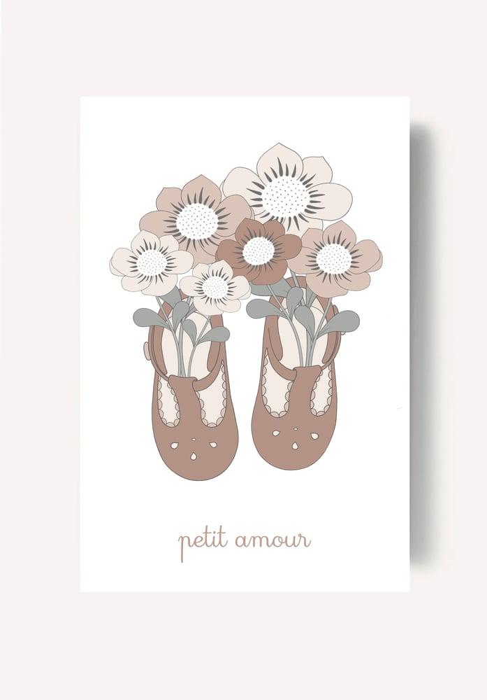 Image of Carte - Petit amour