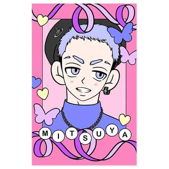 Image of Photocard Tokyo Revengers Mitsuya