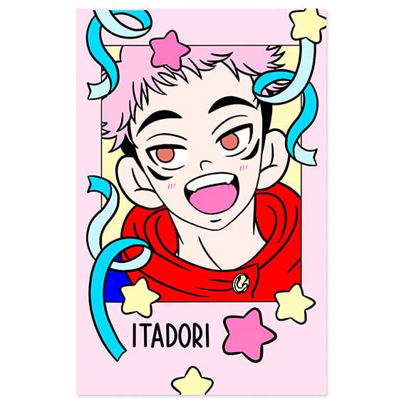 Image of Photocard JJK Itadori