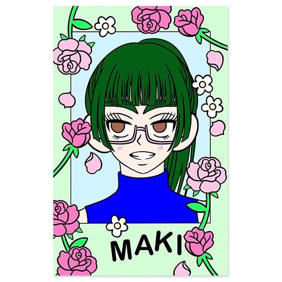 Image of Photocard JJK Maki