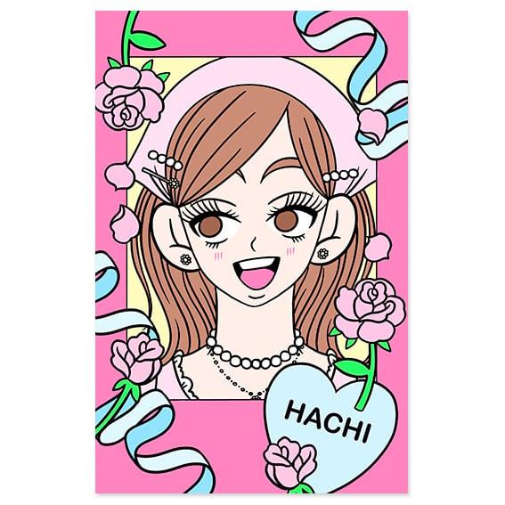 Image of Photocard NANA Hachi