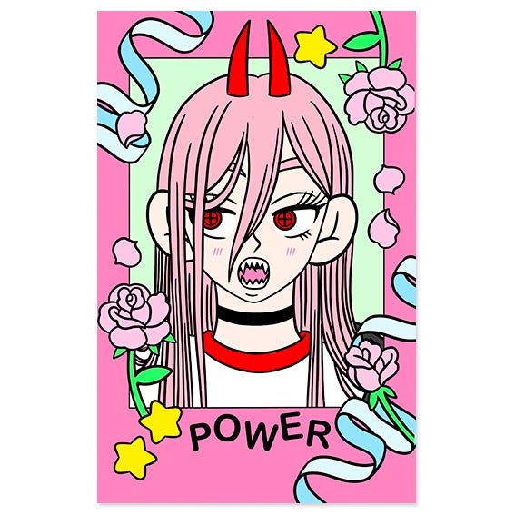 Image of Photocard CSM Power
