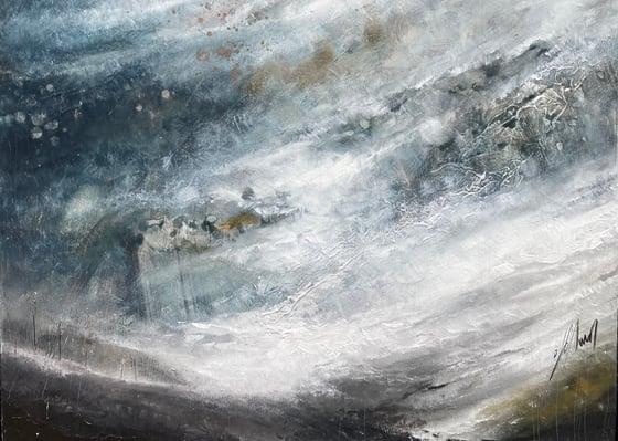 Image of Hidden Depths 2. Large limited Giclee 1/35