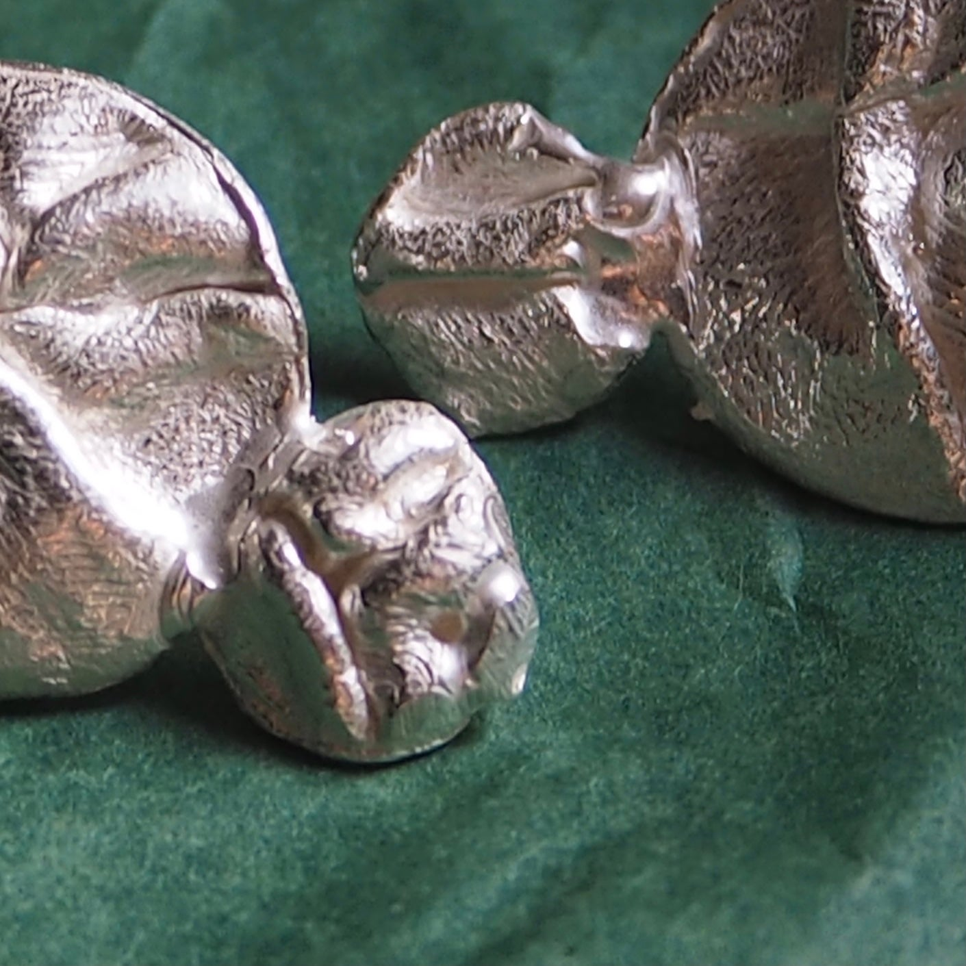 Uisce 'right side up' Earrings.