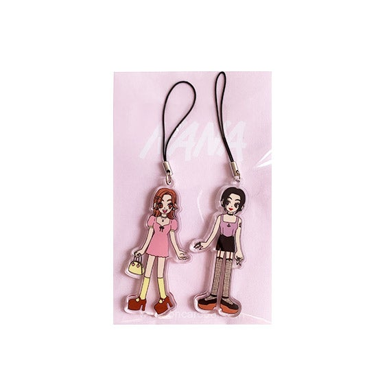 Image of PRE ORDER Nana and Hachi straps
