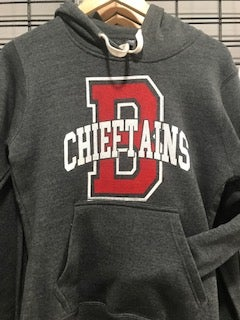 Image of Chiefs Triblend hoodie