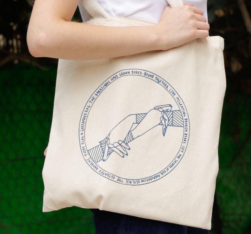 Image of 'Bound Together' Tote Bag