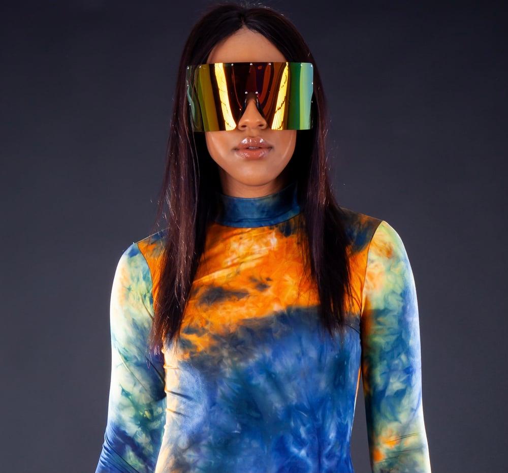 Image of Futuristic Shield Shades