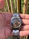 ROLEX Oysterdate Precision .  Ref. 6694 . 1958 Chocolate patina