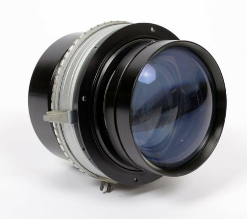Image of Ilex Wide Field Process Paragon 305mm F9 lens in Ilex #4 shutter (Covers 11X14)