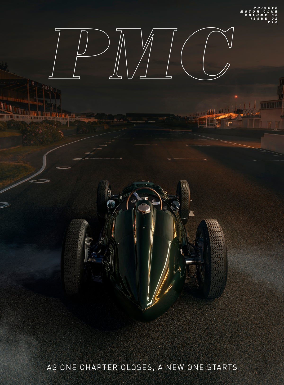 Image of Private Motor Club Vol.3 02