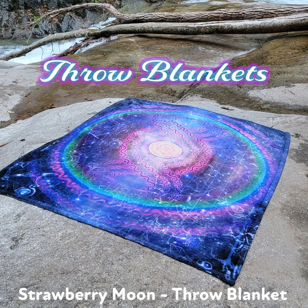 Image of Throw Blankets! [Extreme Softness!]