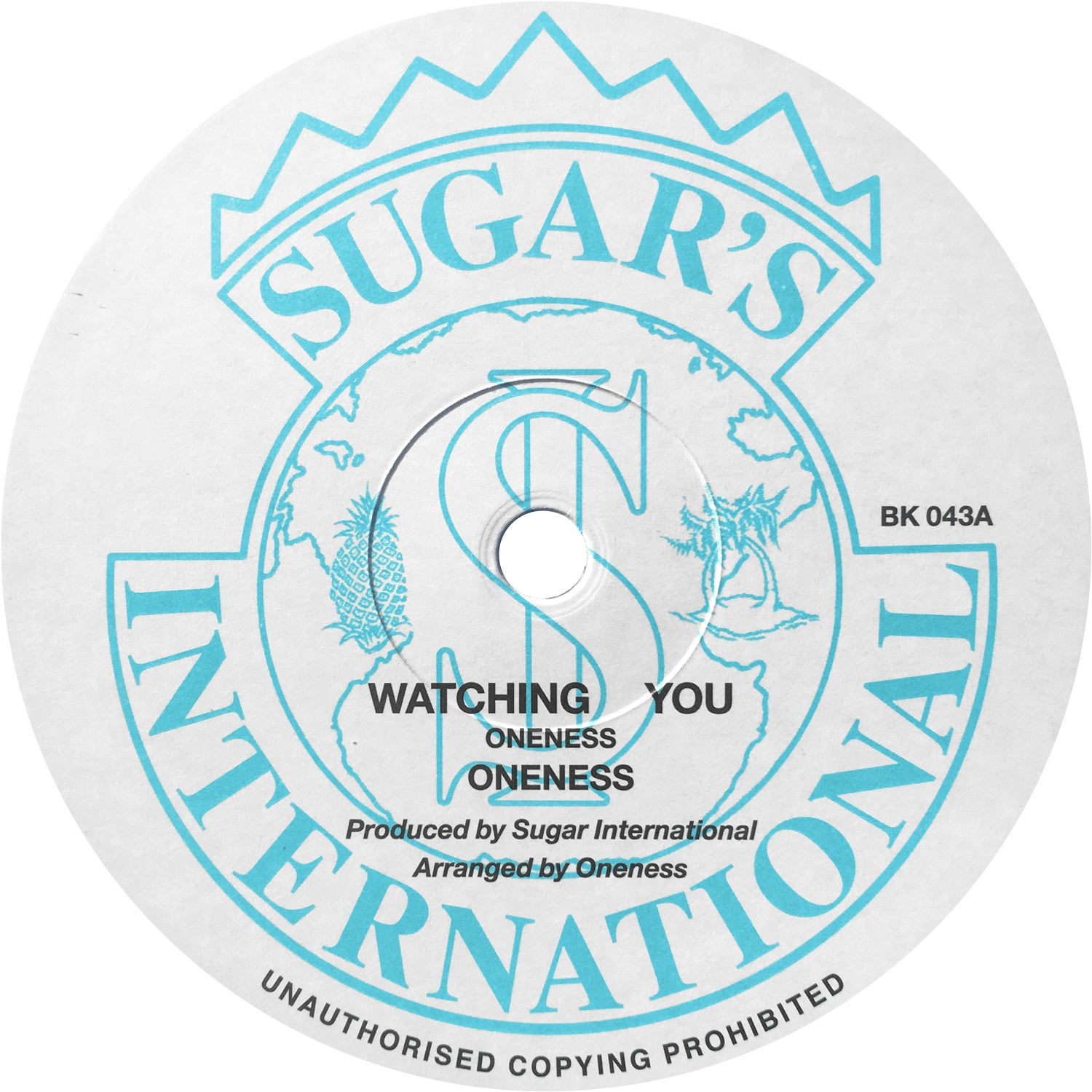 Image of Oneness - Watching You