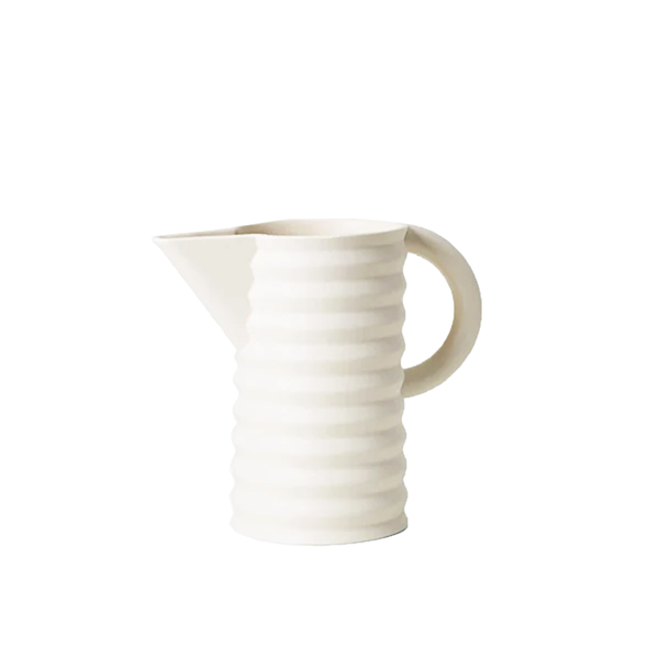 Image of Pleated Pitcher