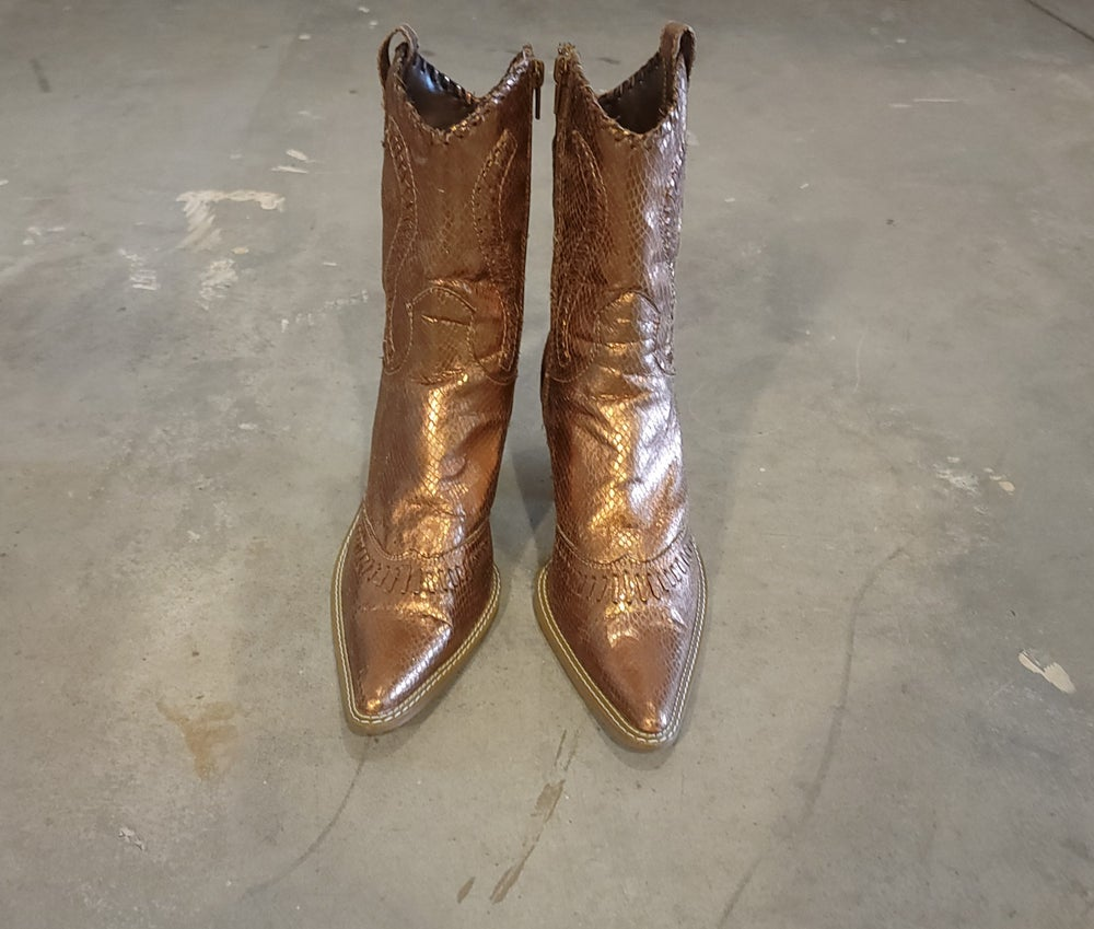 Image of Diva Cowgirl Boots
