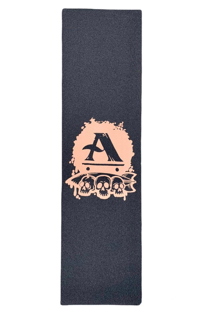 Image of AIN skull griptape