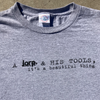 jorp and his tools tee