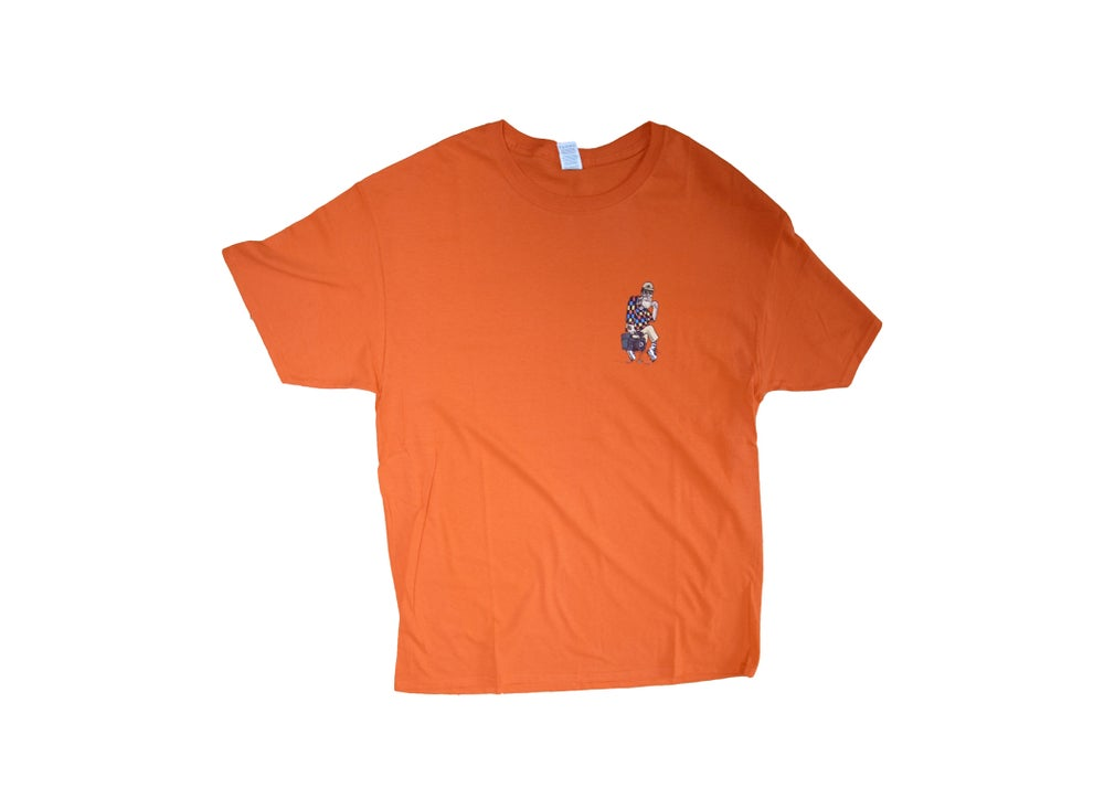 Image of JUSTIN BARR Collaboration T-Shirt