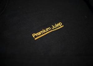 Image of PREMIUM JULEP BLACK embroidered  SWEATER